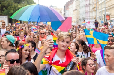 Biggest Prague Pride ever is over. Thanks to everyone who contributed to its success